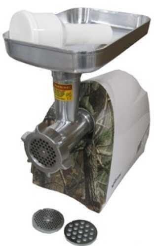 Grinder #8 Electric Realtree Heavy Duty 575 Watt Md: 33-0201-Rt