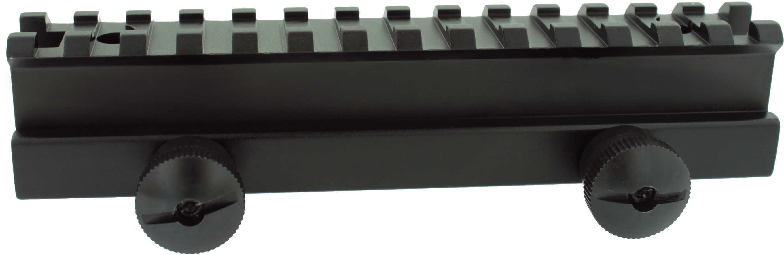 Weaver AR-15 Single Rail Flat Top, Matte Black Md: 48321