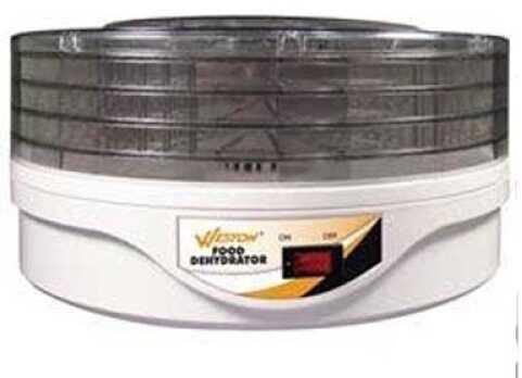 Weston ProductsFood Dehydrator 4 Tray, Round Md: 75-0601-W