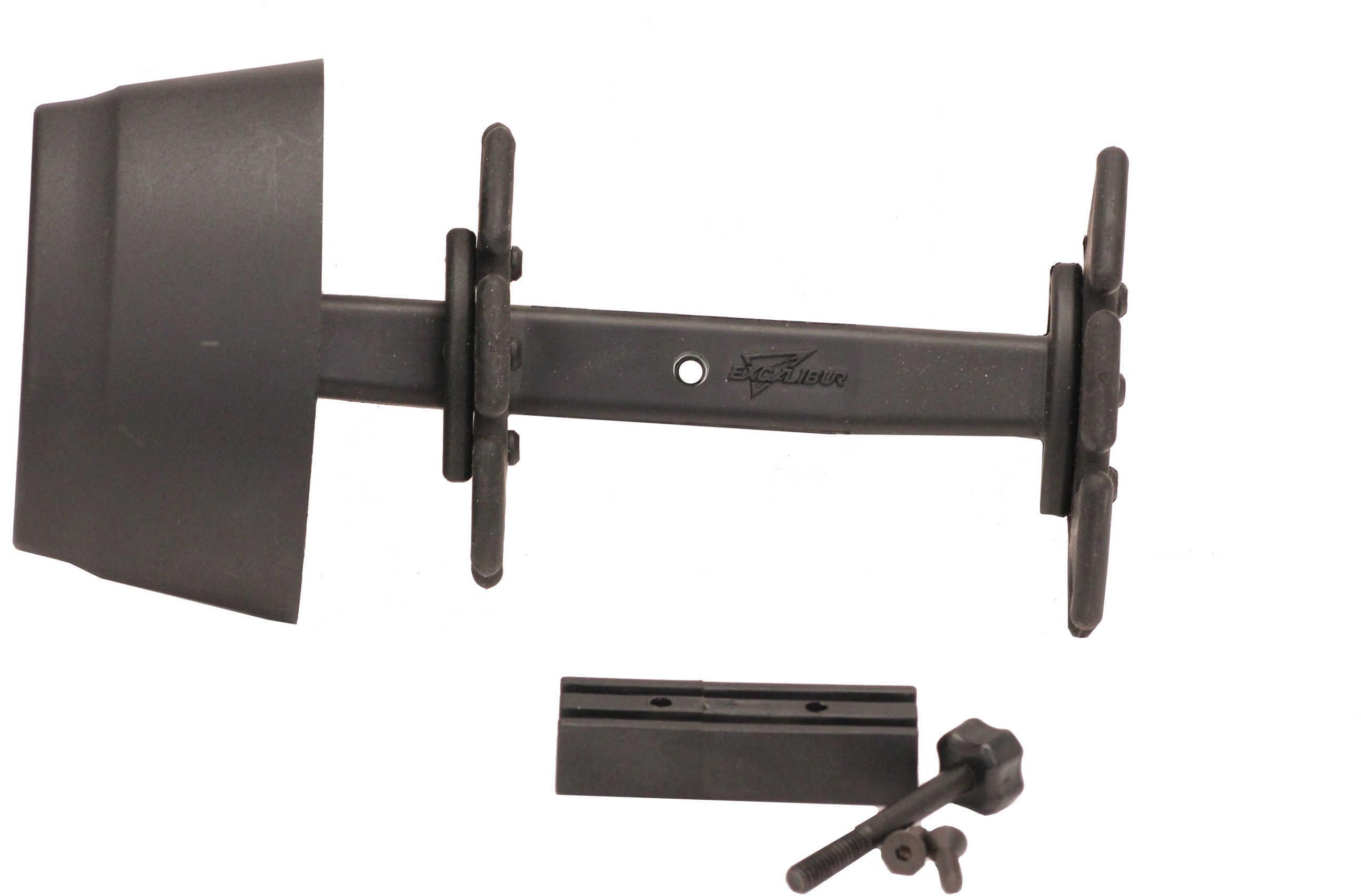 Excalibur Quiver 4-Arrow, Black Md: 2029B