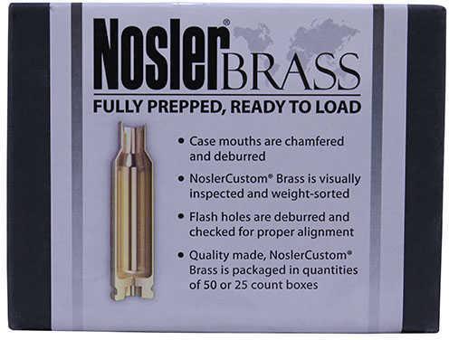 Nosler Brass .338 Winchester Magnum Per 50 Md: 17883