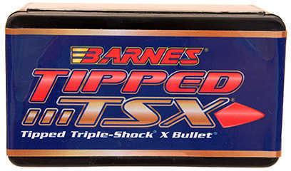"Barnes TTSX 6.5mm .264 120 Grains BT Per 50 .264"" 120 Grains Boat Tail Per 50 Md: 30242 Bullets"