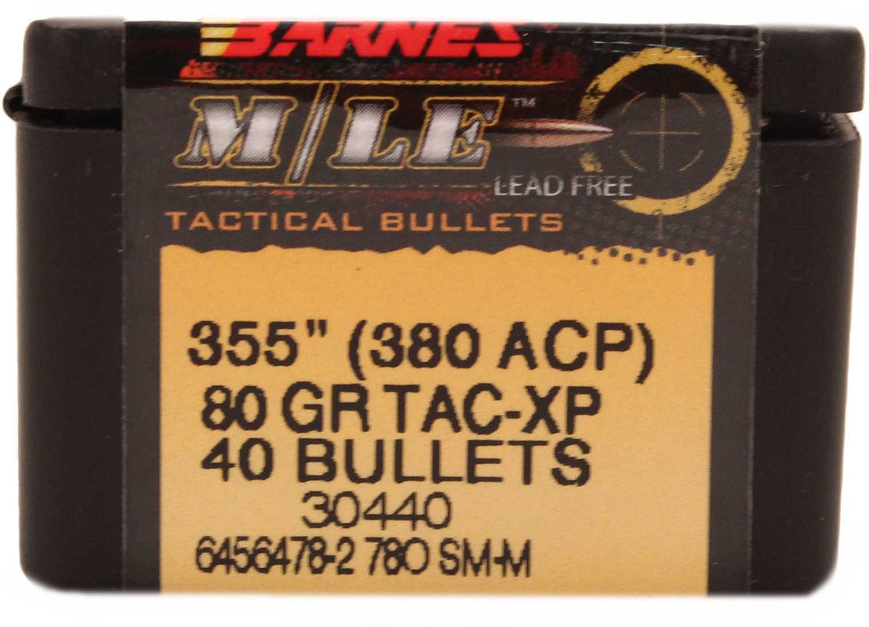 Barnes Tactical-X Bullets Md: 35500