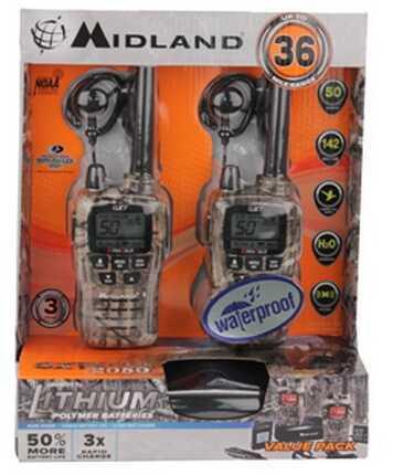 Midland RadiosMidland GXT2050Vp4 FRS/GMRS 42Ch/36Mile Md: GXT2050Vp4