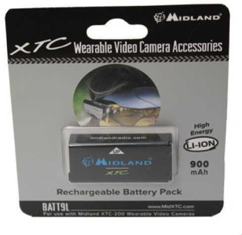 900mA Li-Ion Matt Pack For XTC200Vp3 Md: BATT9L