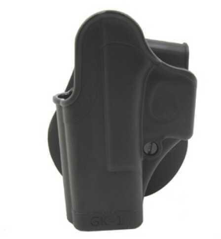 SigTacStandard Paddle Holster For Glock Left Hand, Fits All Models Md: ITAC-Gk1L