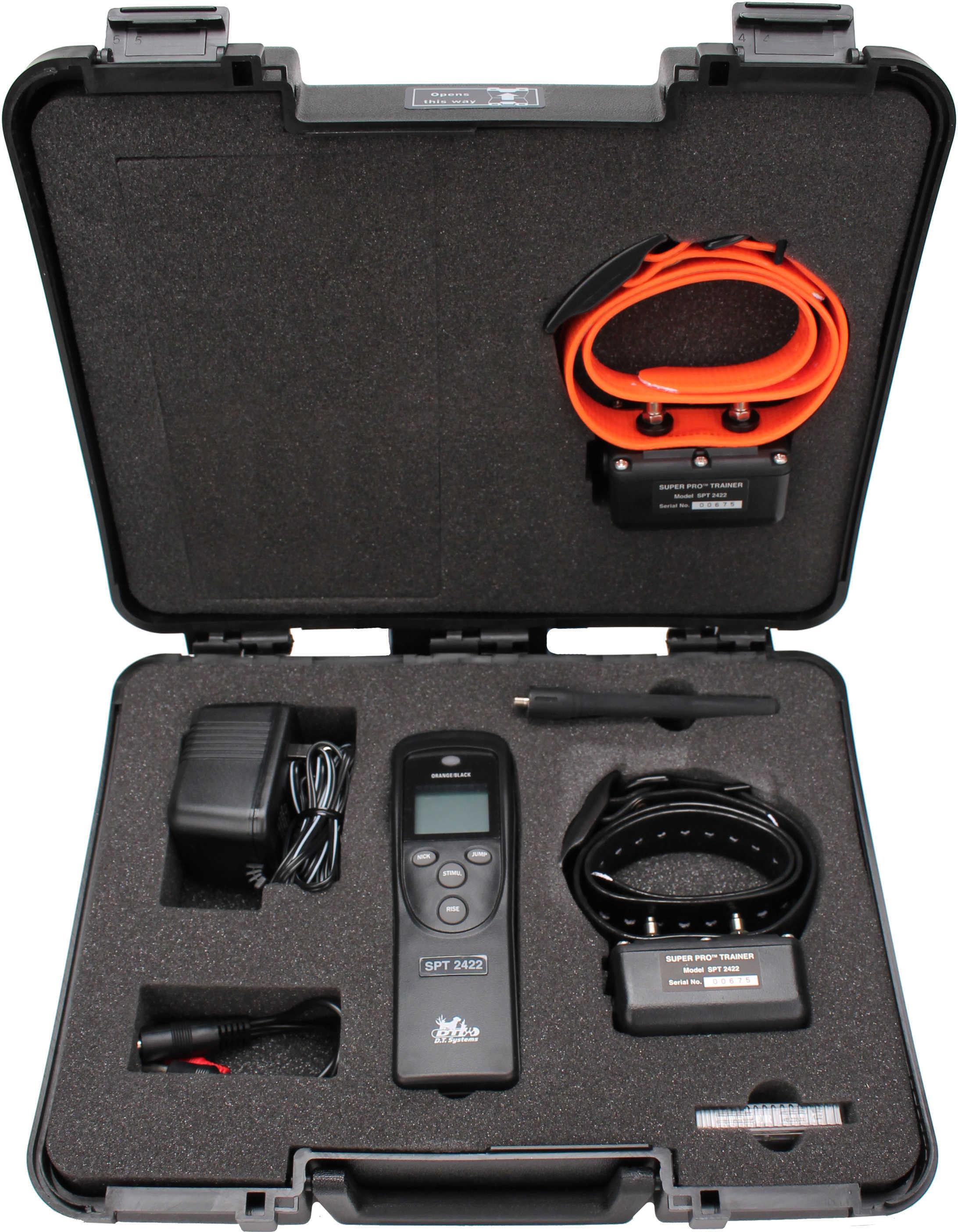 DT Systems SPT 2422 - 2 Dog System Md: SPT 2422