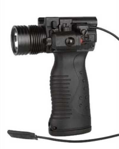 Tactical Defense Light, Red Laser Md: ITAC-TDL1