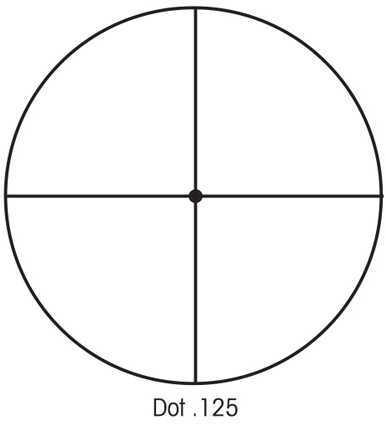Sightron SIII 8-32X56mm Long Range Scope Target Dot Reticle Md: SIIISS832X56LRTD