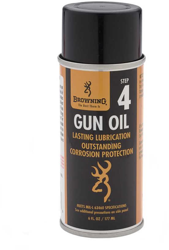 Browning Step 4 Gun Oil 6Oz Aerosol Md: 124040