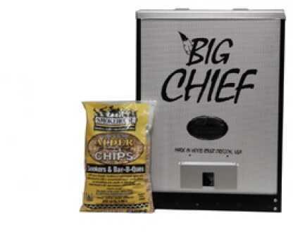 Big Chief Front Load 50Lb Capacity 450W Black Md: 9894-000-BLCK