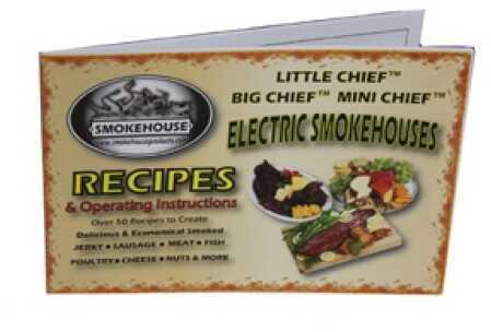 Smoker Recipe Book Md: 9990-000-0000