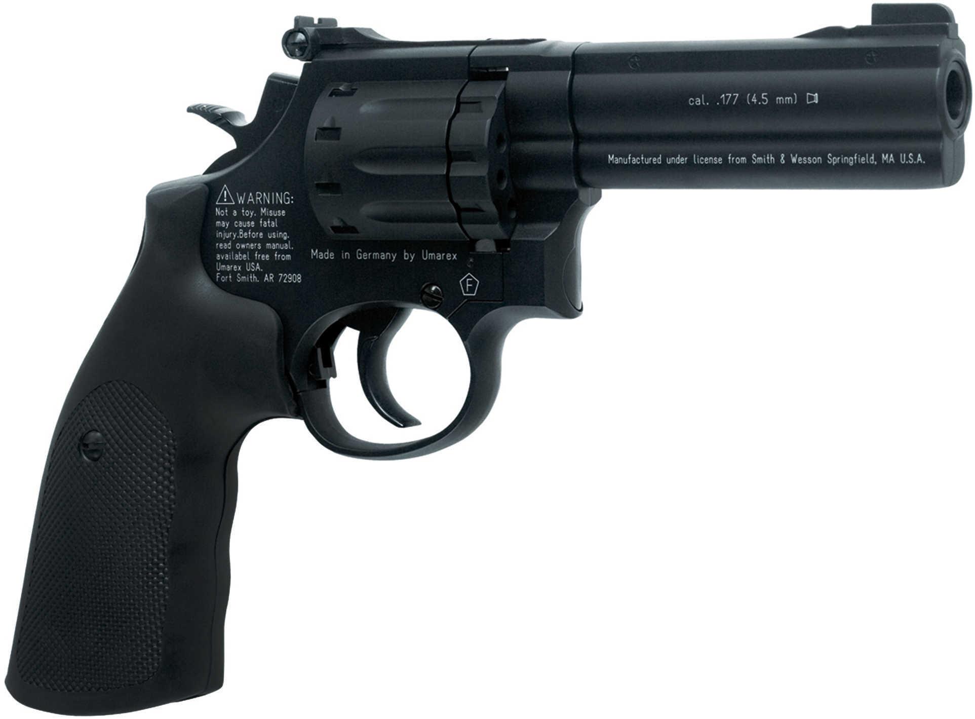 "Umarex USA S&W 586 - .177 Caliber 4"" Barrel Md: 225-5000"