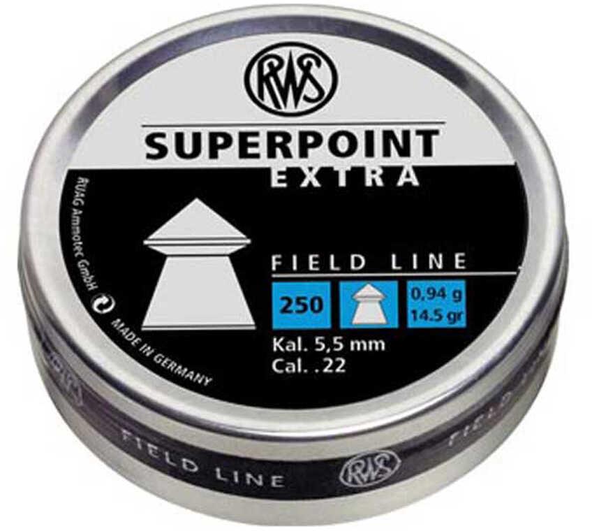 Umarex USA Super Point Extra Field .22 (Per 250) Md: 231-7384