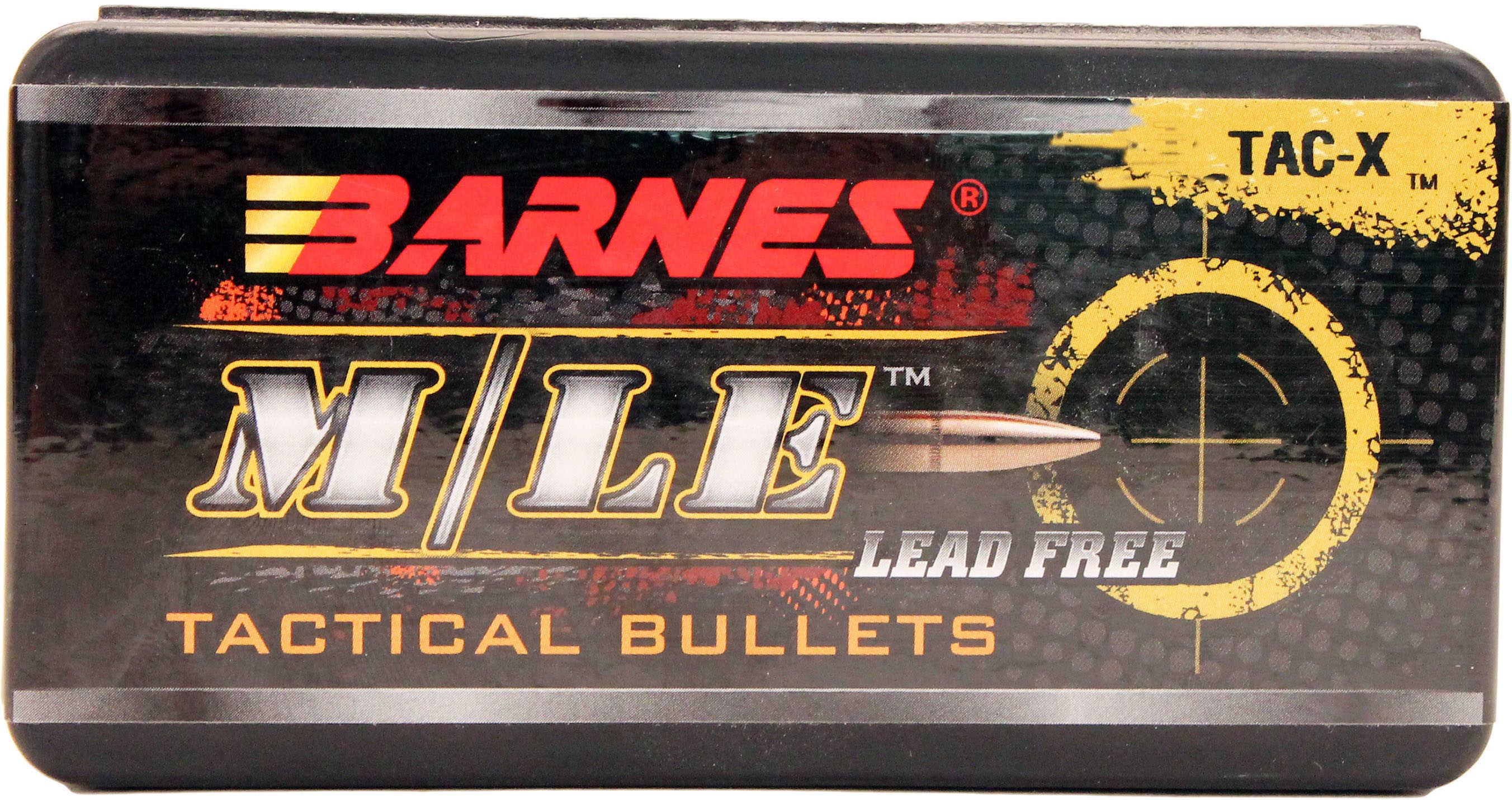 """Barnes Bullets .338"""" 285 Grains TACX BT 338 Lapua Bullet Per 50 Md: 33807"""