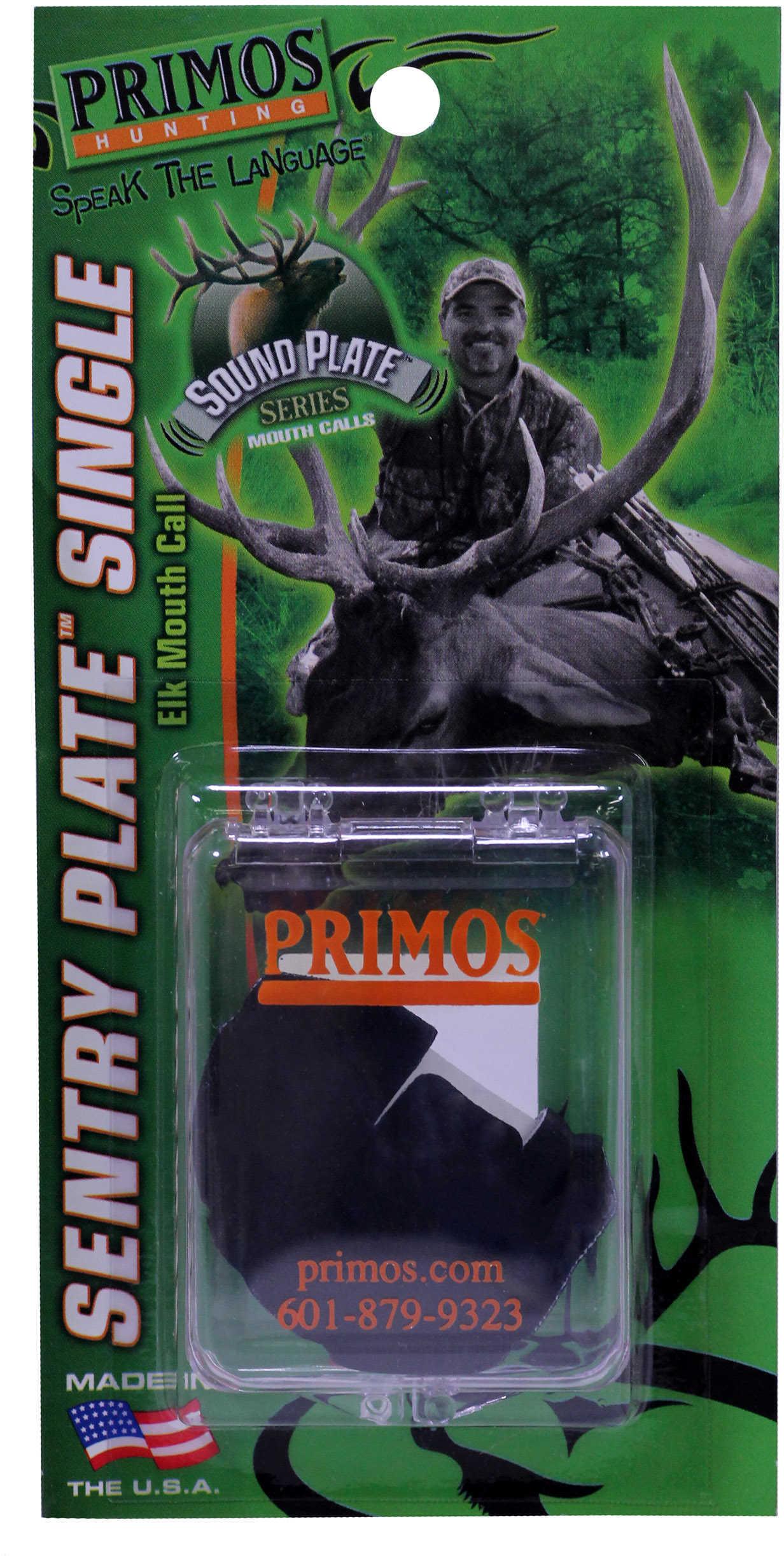 Primos Sentry Plate Single Md: 158
