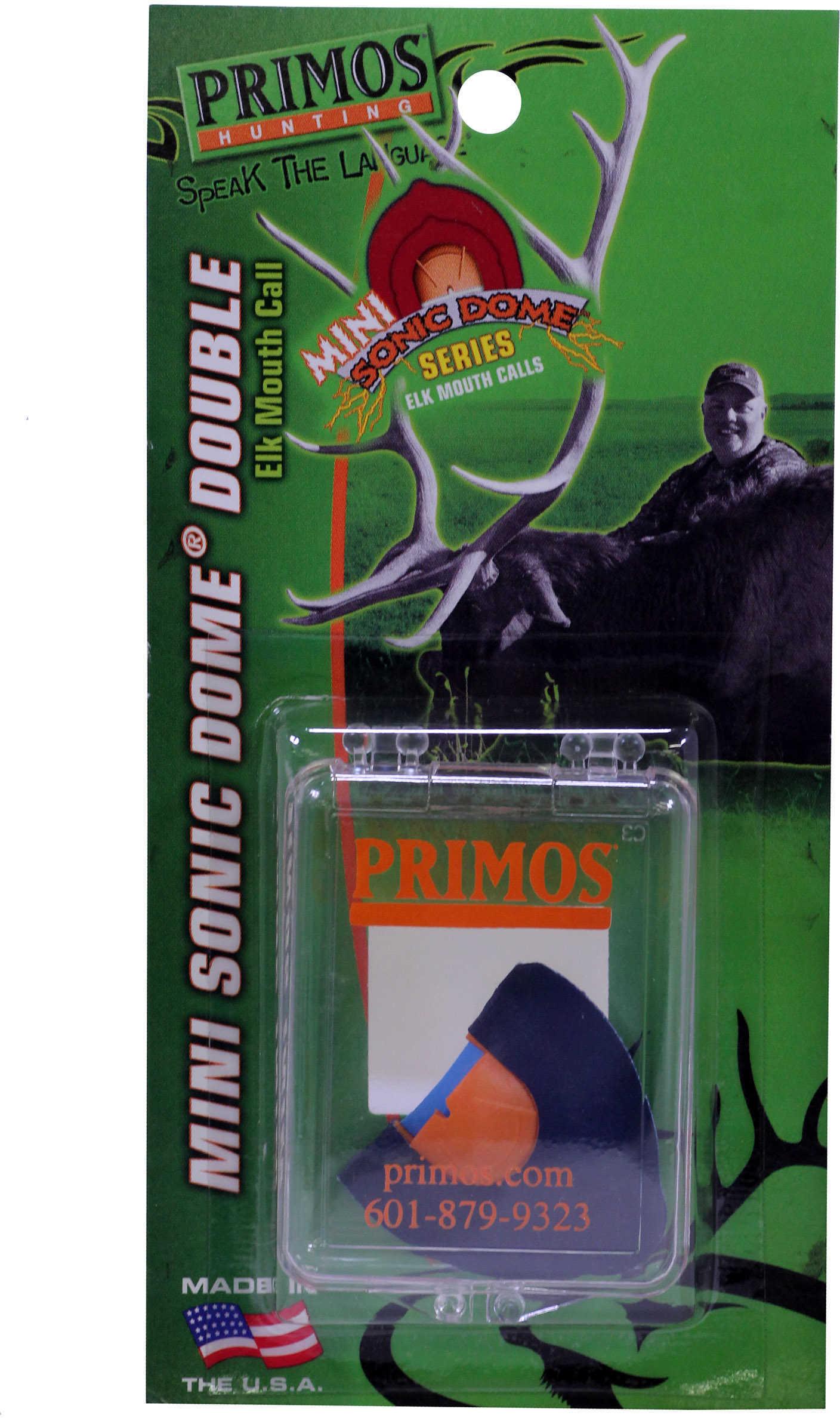 Primos Mini Sonic Dome Double Md: 1648