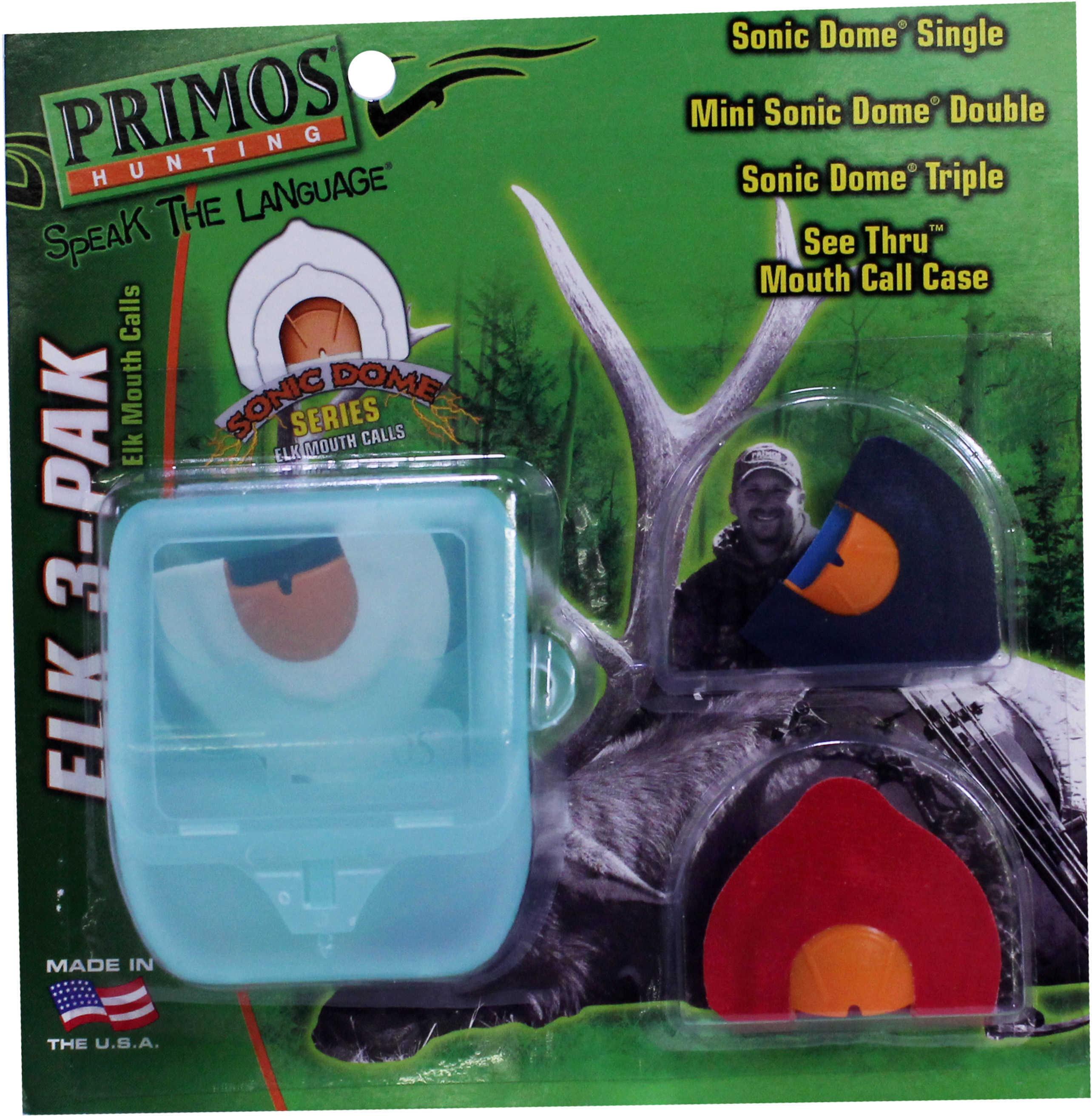 Primos Elk Calls 3-Pack Md: 1650