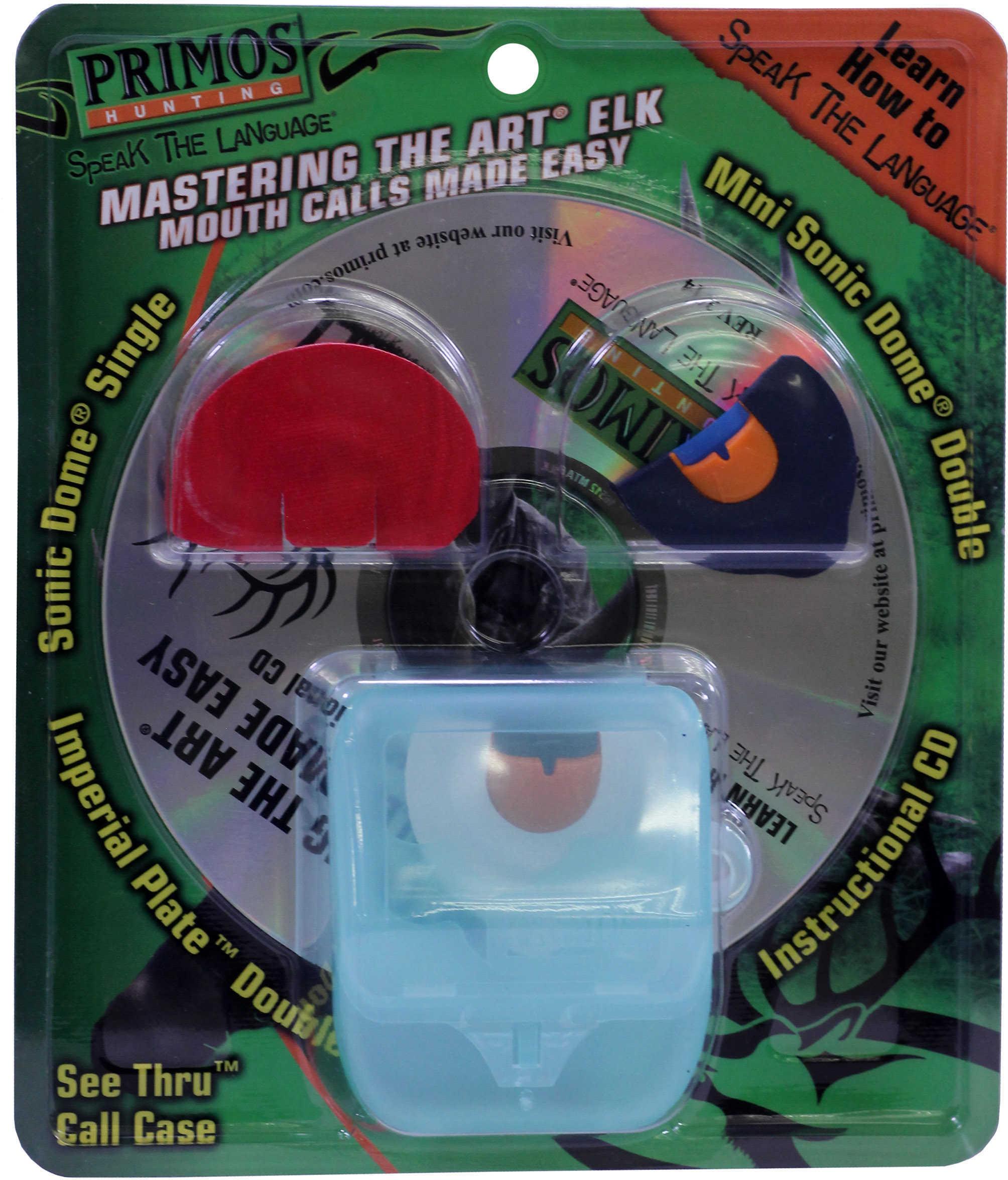 Primos Elk Calls Mastering The Art Pack Md: 1651