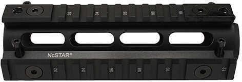 Handguard Rail AR 15, Carbine Length, Quad Md: MAR4S