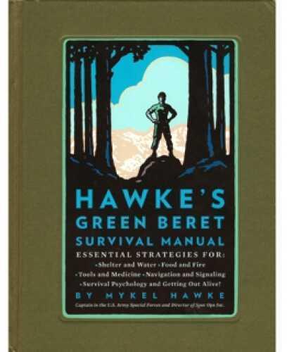 Hawke Green Beret Manual Md: Bo448180