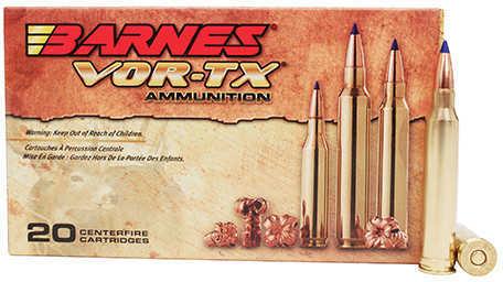 Barnes VOR-Tx 300 Winchester Magnum Per 20 TTSX-BT 165 Grain Md: BB300Wm2 Ammunition