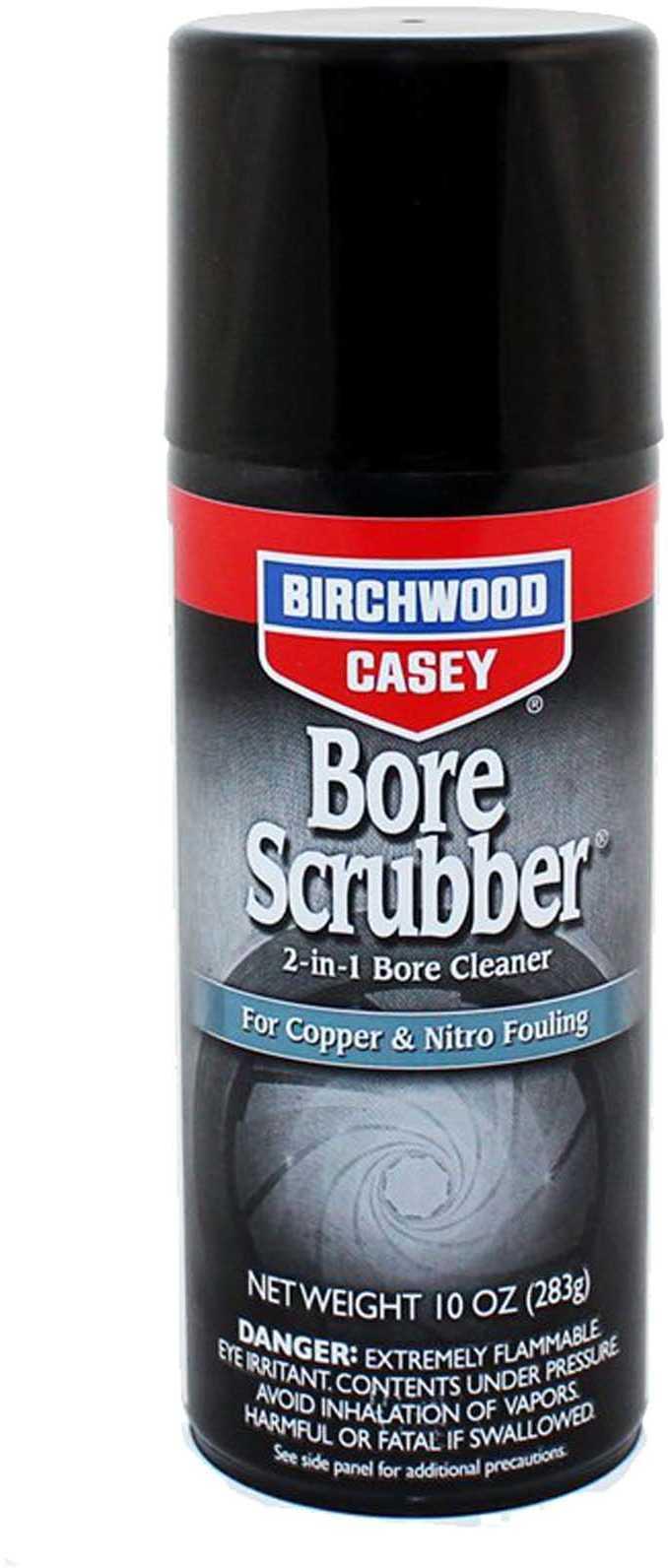 Birchwood Casey Bore Scrubber 2-In-1 Cleaner 10Oz Aerosol Md: 33640