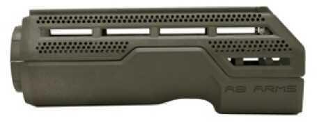 AR-15 LTF Hand Guard OD Green Md: ABALTFHGOD