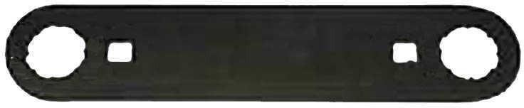 Wheeler Savage Barrel Wrench Md: 123-038