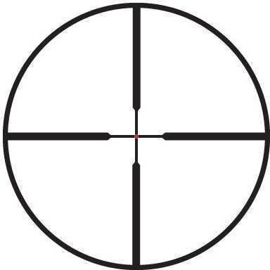 Leupold VXR Scope 1.25-4X20mm, Fire Dot Duplex Reticle Md: 111230