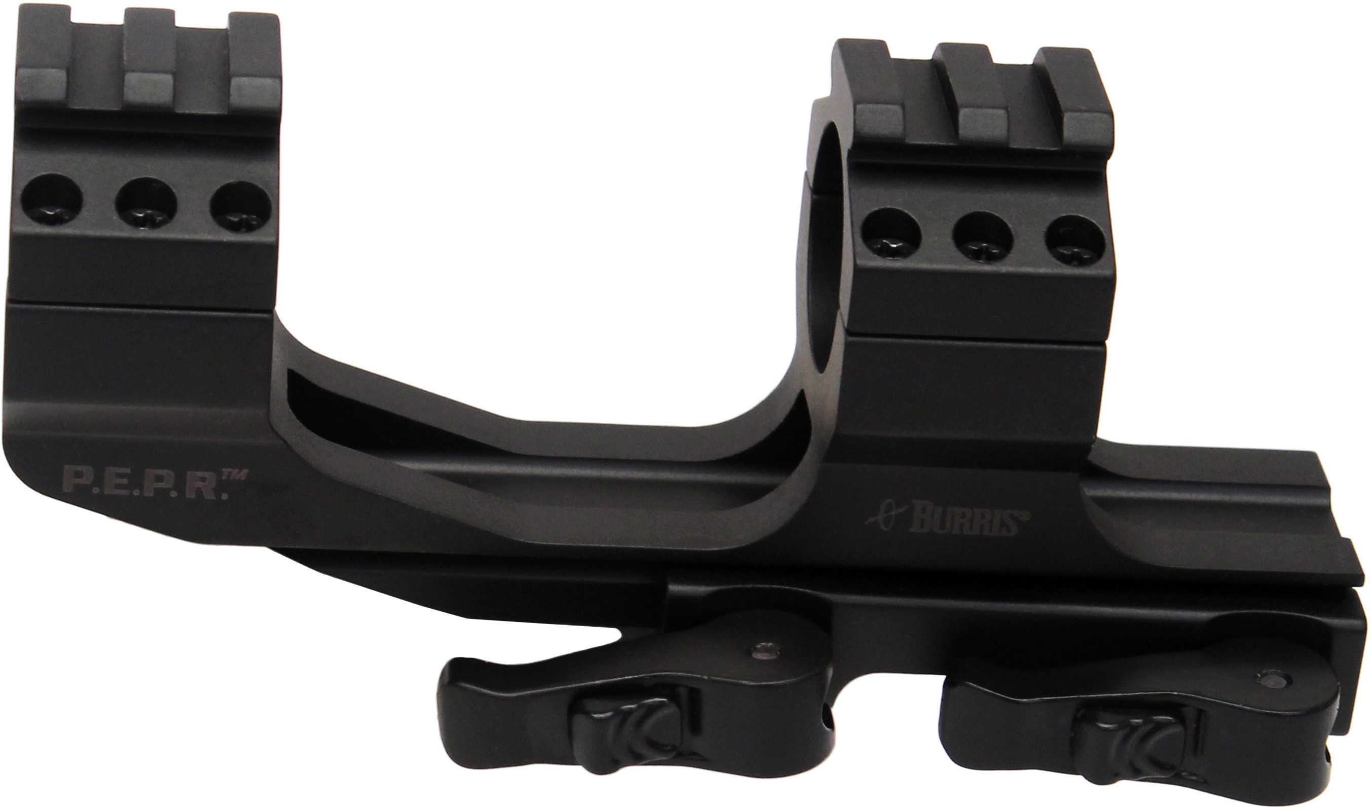 "AR-15 Burris AR-PEPR QD Scope Mount 1"" With/Picatinny Rail Md: 410344"