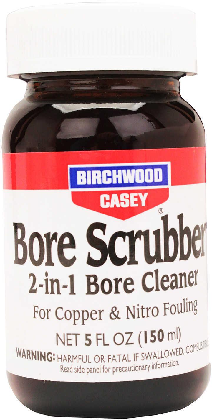 Birchwood Casey Bore Scrubber 2-In-1 Cleaner 5Oz Aerosol Md: 33632