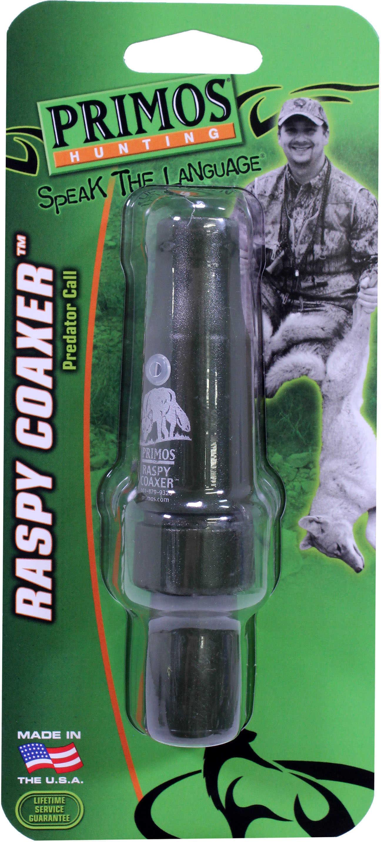 Primos Predator Call Raspy Coaxer Md: 323