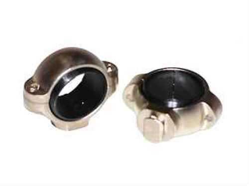 """Burris Signature 1"""" Rings Medium Nickel Md: 420502"""