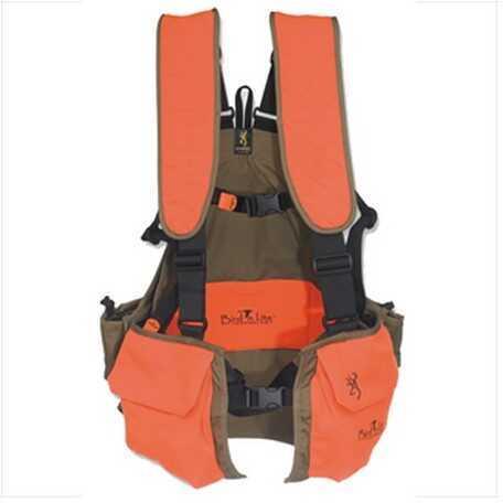 Browning Bird'N Lite Strap Vest, Khaki X-Large/Xx-Large Md: 3006885804