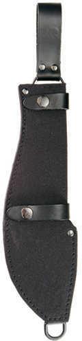 "Ka-Bar 1248 Cutlass Machete 11"" SK5 Cutlass Thermoplastic Rubber Black Hndl w/Curdura Sheath Blk"