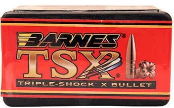Barnes All Copper Triple-Shock X Bullet 9.3MM 250 Grain Flat Base 50/Box Md: 36625