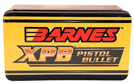 Barnes Solid Copper Heat Treated X-Pistol Bullets 50 ...