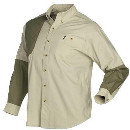 Browning Prairielands Shirt, Desert X-Large Md: 3011376404