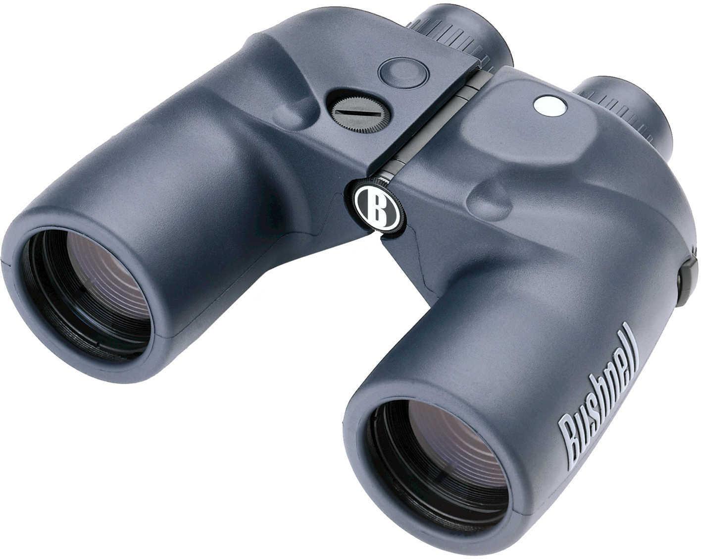 Bushnell 7X50mm Waterproof & Fogproof Compact Binoculars With Bak4 Porro Prism Md: 137500