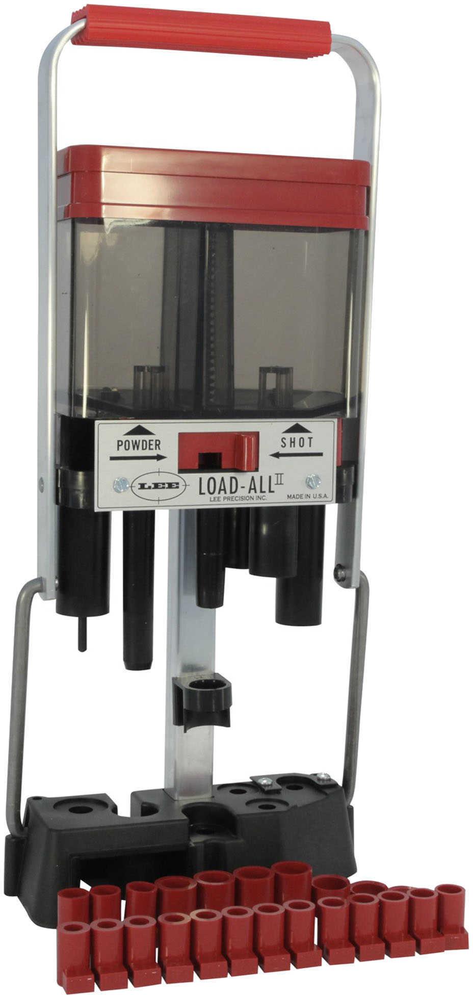 Lee 12 Gauge Shotshell Load-All II Reloading Press Md: 90011