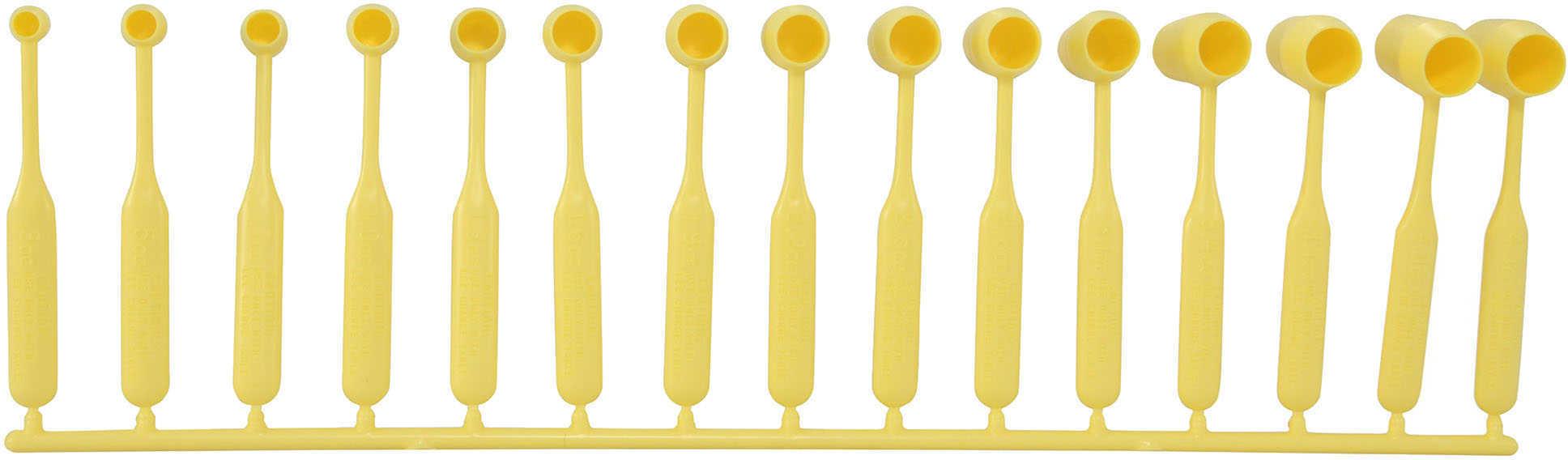 Lee 90100 Powder Measure Kit Fifteen Powder Measures All Universal
