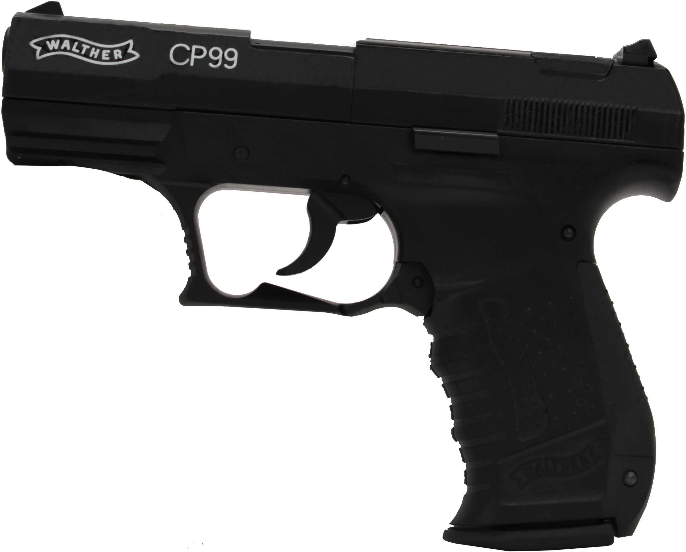 Umarex CP99 Black .177 Caliber Semi-Automatic Co2 Pistol With Spare 8 Shot Magazine Md: 2252201