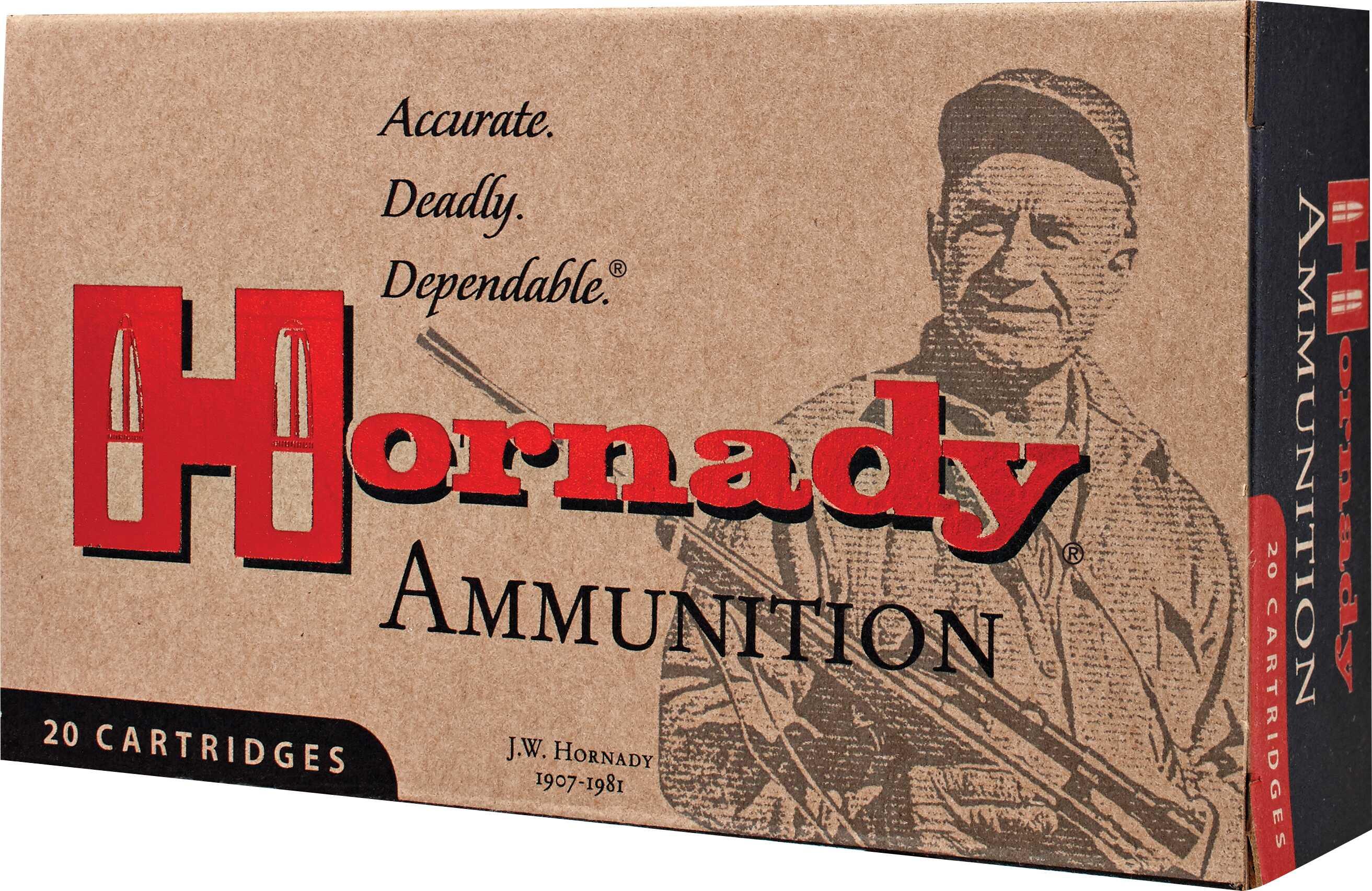Hornady 450 Bushmaster 250 Grain Super Shock Tip Md: 82244 Ammunition