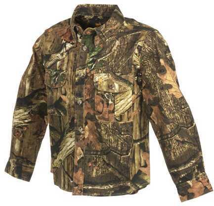 Browning Wasatch Junior Shirt, Mossy Oak Infinity Medium Md: 3011902002