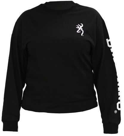 Browning Dirty Bird Long Sleeve Shirt Black, Large Md: 3013649903