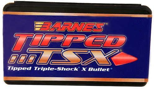 Barnes .284 Caliber 140 Grain Tipped Triple Shock Boattail Md: 30300 Bullets