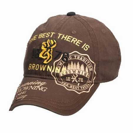 Browning Adonis 1878 Brown Cap Md: 308348981
