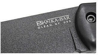 "Ka-Bar BK2 Becker Campanion Fixed 5.5"" 1095 Carbon Drop Point Blade Grivory"