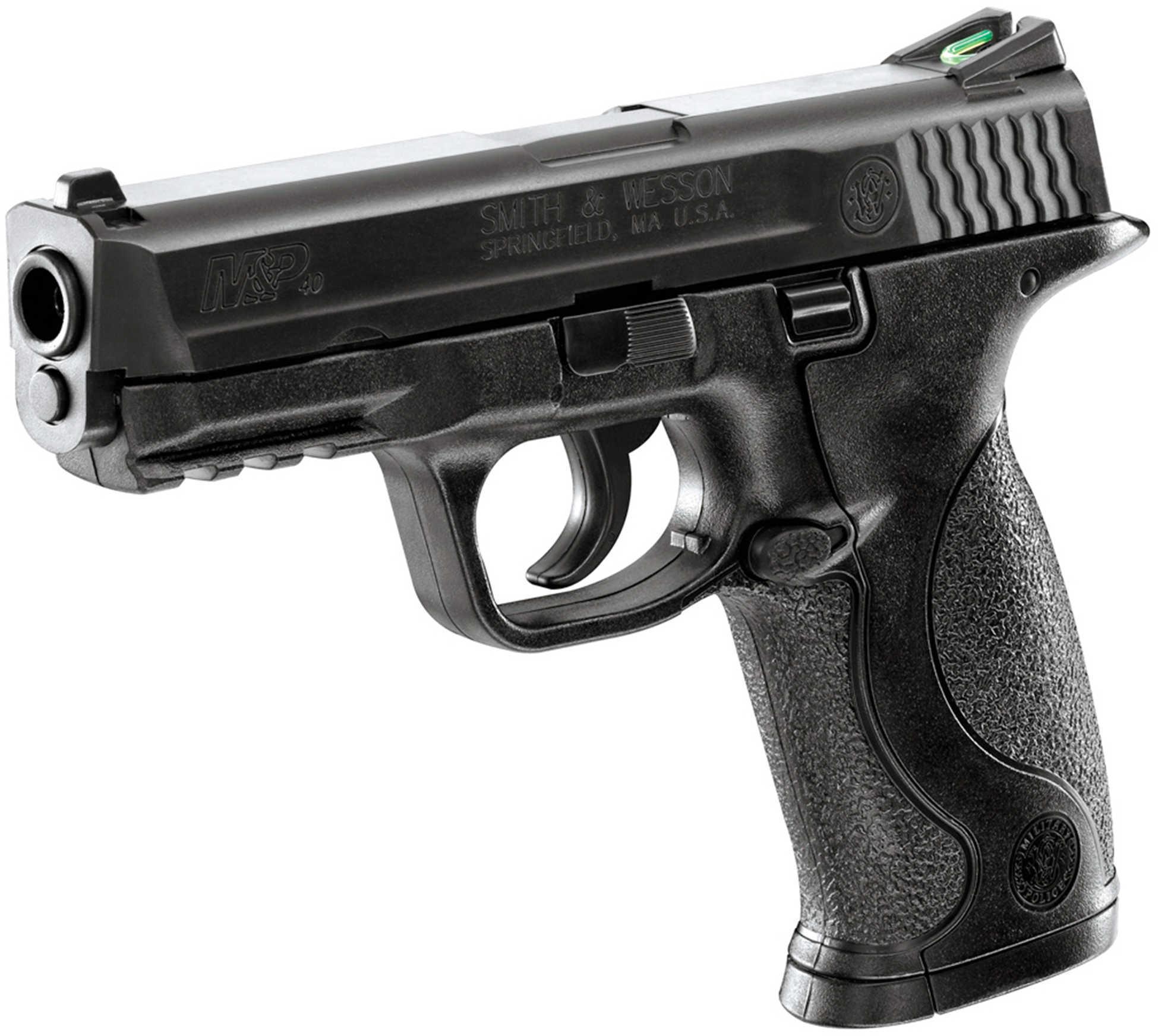 Umarex Smith & Wesson M&P BB Pistol Black Finish Semi-Auto Co2 Md: 2255050